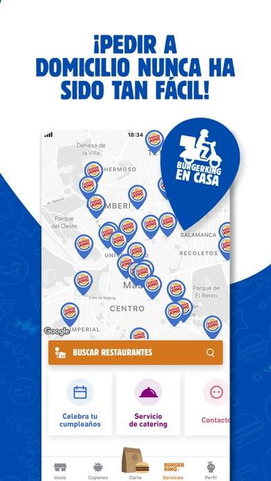 Descargar Burger King España para Android