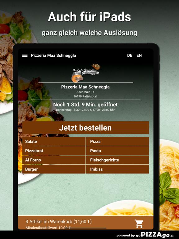 Pizzeria Maa Schneggla screenshot 7
