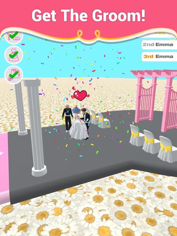 Ipad Screen Shot Bridal Rush! 4