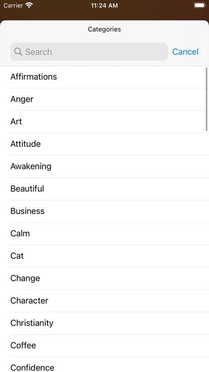 Motivation Widget: Daily Quote screenshot-6