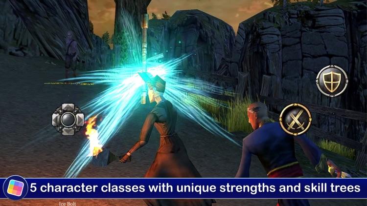 Aralon: Sword and Shadow screenshot-3
