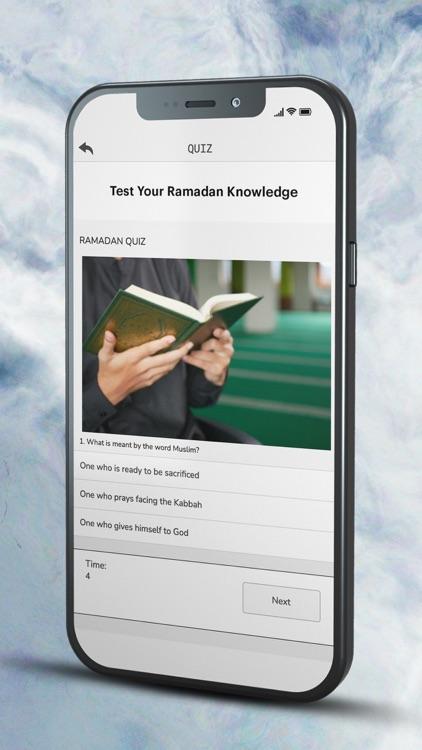Ramadan Mubarak Greeting Card screenshot-6