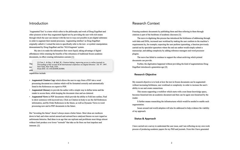 Reader скриншот программы 4