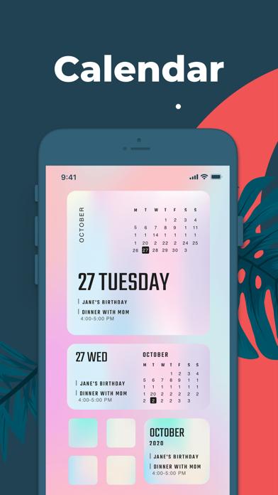 Widgetio: Aesthetic Widget
