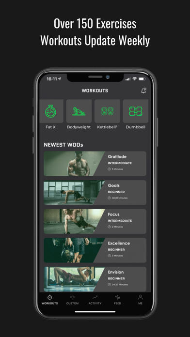 Sqwod: HIRT Workouts screenshot #5