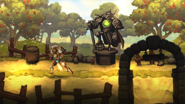 SteamWorld Quest screenshot-6