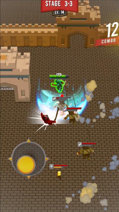 Sword hero! screenshot 4