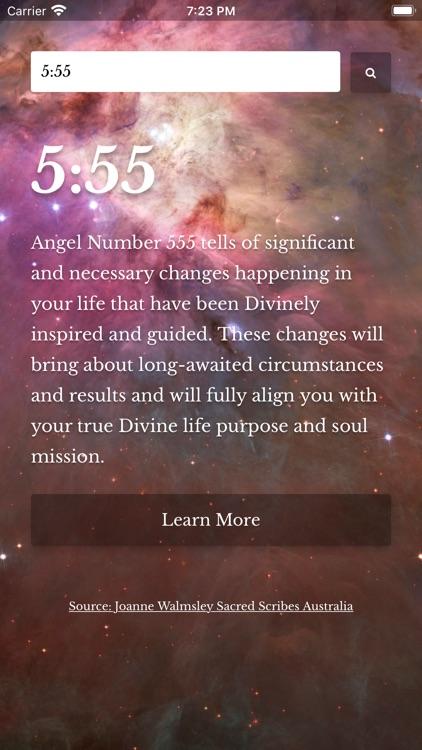 Angel Numbers Numerology screenshot-5