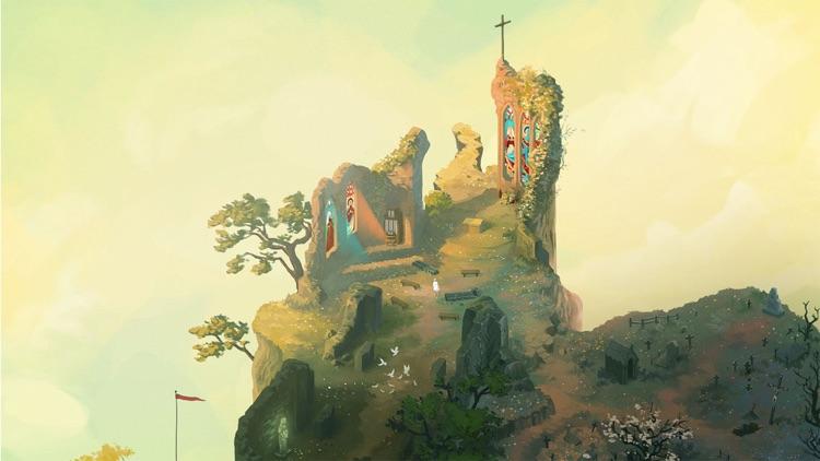 The Wanderer: screenshot-0