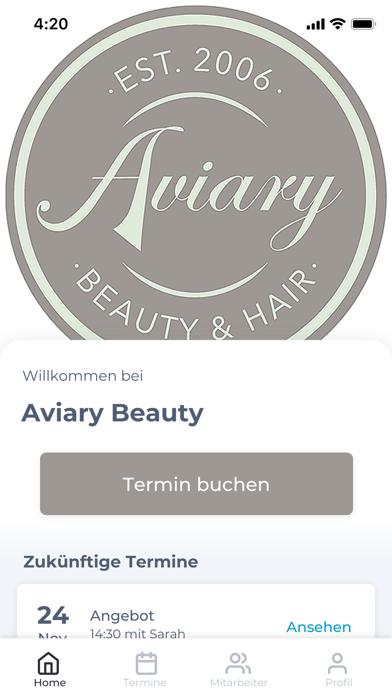 Aviary BeautyScreenshot von 1