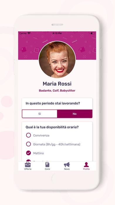 Screenshot of San Martino App5