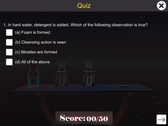 Cleaning Capacity of Soap screenshot 14