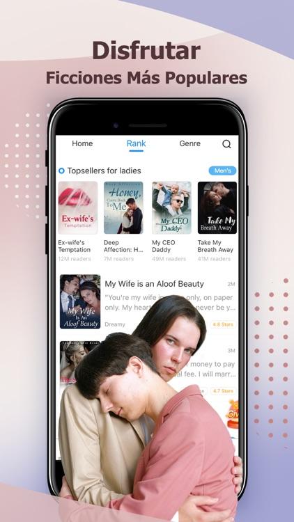 Novella: Web Novel Fiction App screenshot-6
