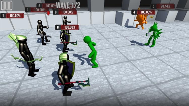 Stickman Raid screenshot-6