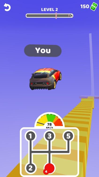 手档赛车王 (Gear Race 3D)