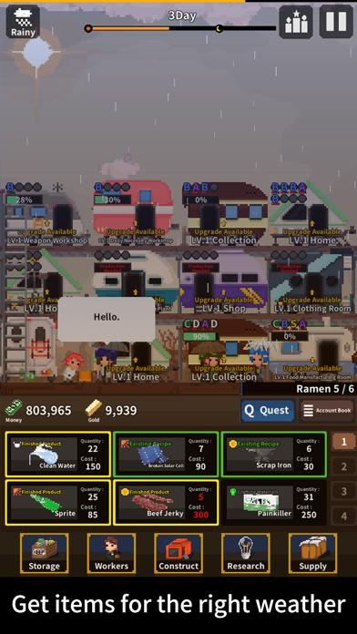 Lost Store Screenshot