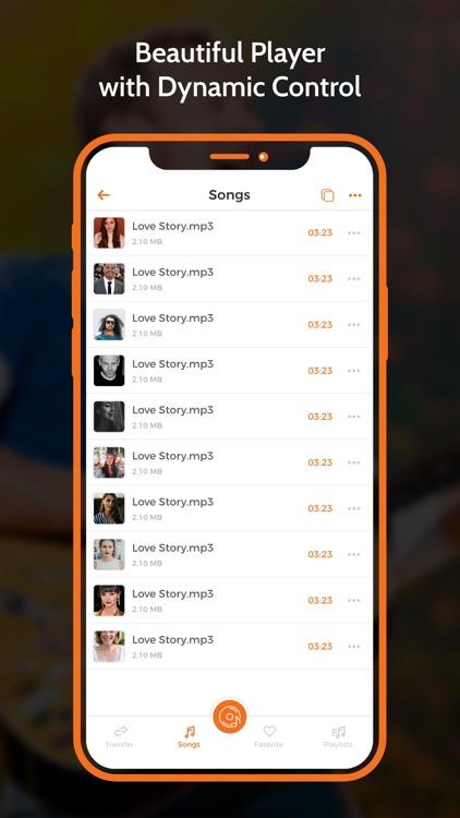 MP3 Player Offline My Music screenshot-3