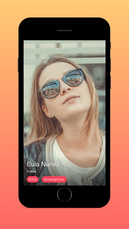 Lesbian Singles: Dating & Chat screenshot-3