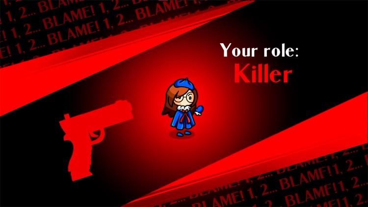 1 2 BLAME! Find Killer Agent