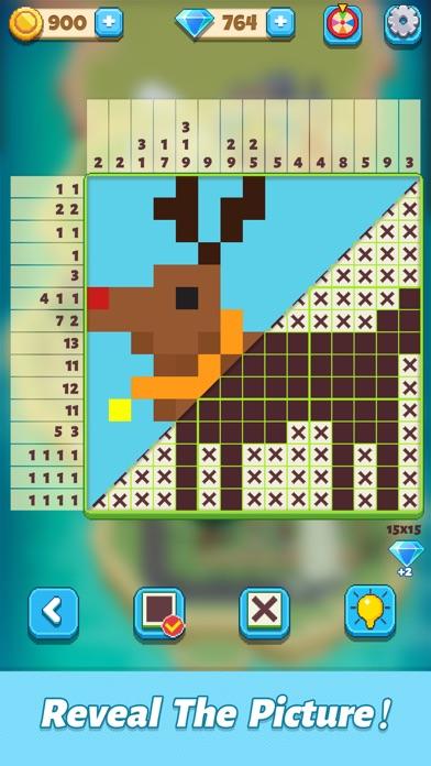 Pixel Cross™-Crucigrama japonéCaptura de pantalla de3