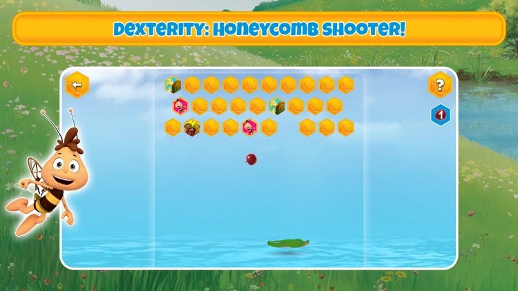 Maya the Bee's gamebox 5 screenshot-4
