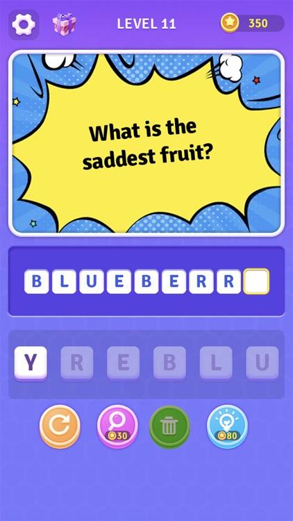 BrainBoom - Word Brain Games screenshot-4