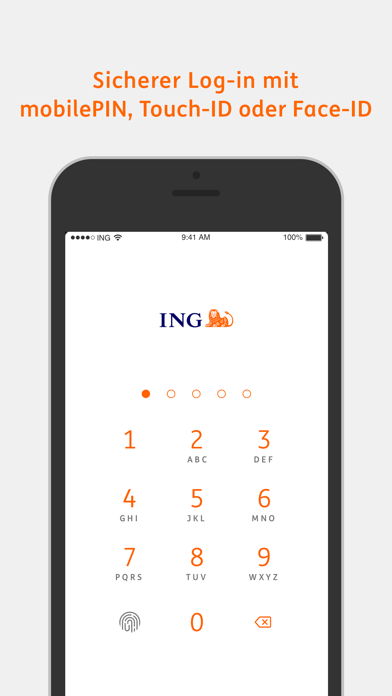Ing Banking To Go By Ing Diba Ag Ios United States Searchman App Data Information