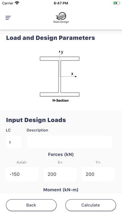 Steel Design screenshot-3