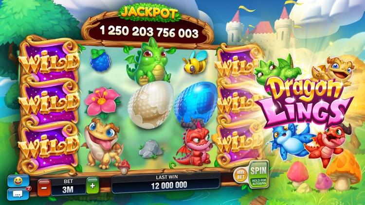 Billionaire Casino Slots 777 screenshot-7