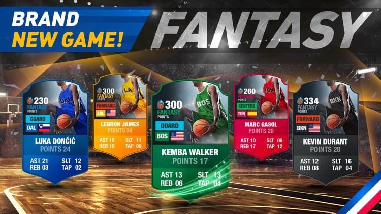 Basketball Fantasy Manager New screenshot-3