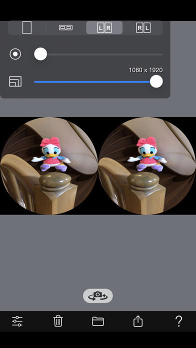 3D Fisheye Camera screenshot 10
