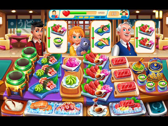 Cooking Sizzle: Master Chef screenshot 11