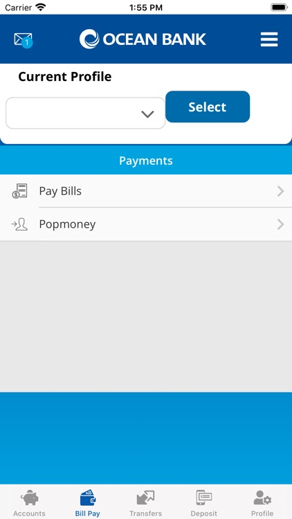 Ocean Bank Mobile Banking screenshot-3
