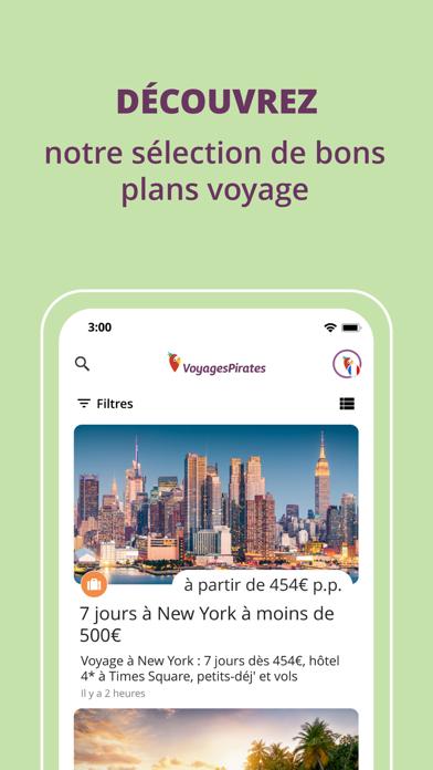VoyagesPirates : Vols & Hôtels