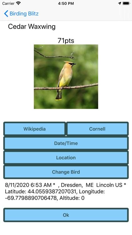 Birding Blitz screenshot-3