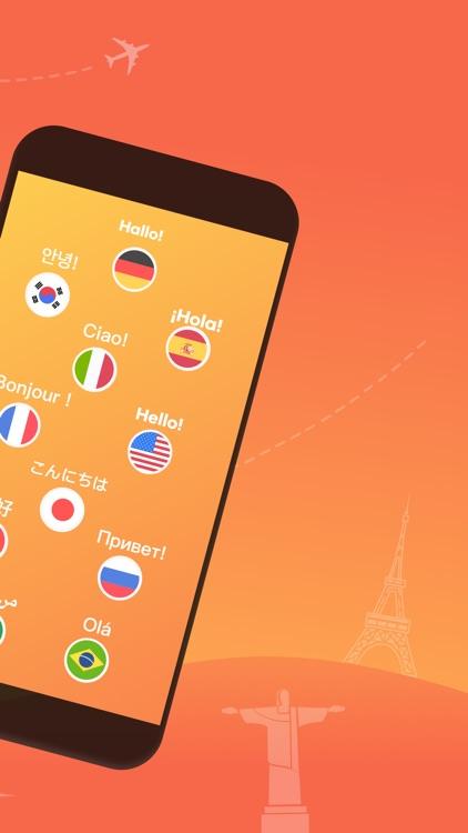 Travel Phrases by LingoDeer screenshot-4