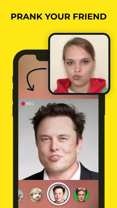 Avatarify: AI Face Animatorのおすすめ画像5