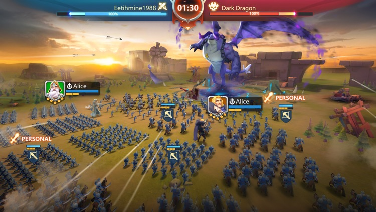 Kings Legion screenshot-4
