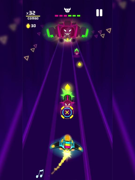 Rocket Hero EDM screenshot 6