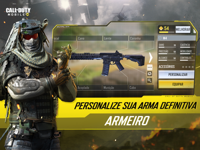 ‎Call of Duty®: Mobile Screenshot