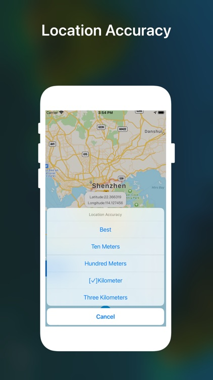 GPSPlus - Location Editor Pro
