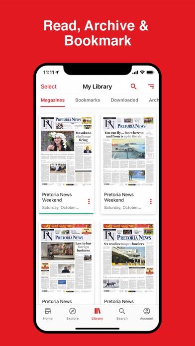 Pretoria News WeekendScreenshot of 4