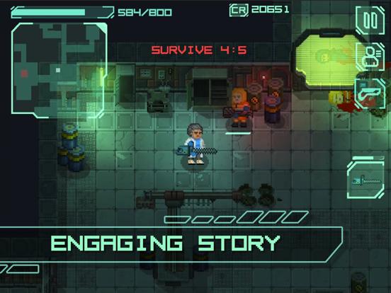 Endurance: space shooting RPGのおすすめ画像1