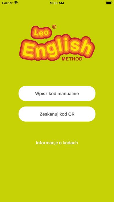 Leo – English 1