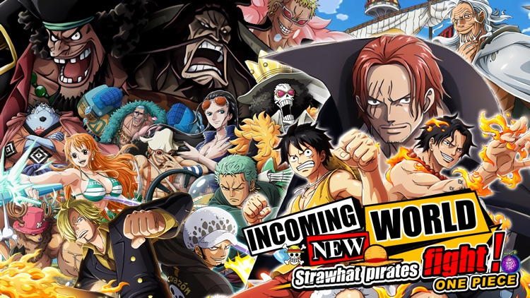 OP:Straw Hat Chase