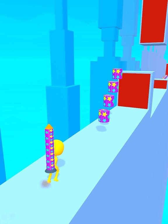 Rocket Bumper! screenshot 5