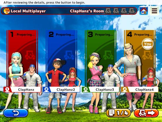 CLAP HANZ GOLF screenshot 16