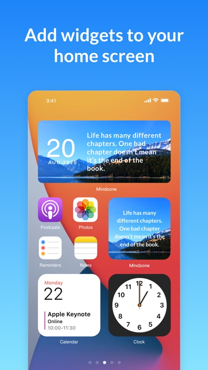 MindZone: Sleep Sounds & Relax screenshot-3