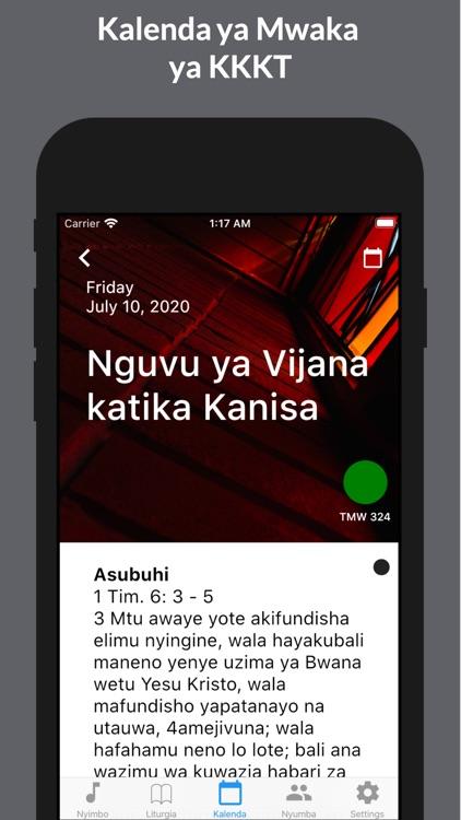 Tumwabudu Mungu Wetu screenshot-3