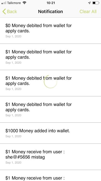 digiID® PAY - Business Wallet screenshot-3